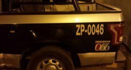 Policías de Zapopan son baleados cuando realizaban revisión de rutina