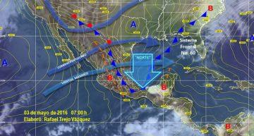 Continuarán altas temperaturas en varios estados, entre ellos Colima: SMN