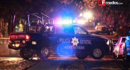 Fin de semana violento en el estado
