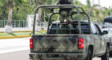 'Nacho' pedirá Policía Militar también para Manzanillo