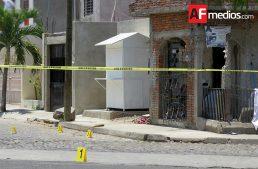 Muere joven ejecutado en la colonia Las Torres