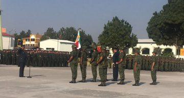 Nuevo comandate en la V Región Militar