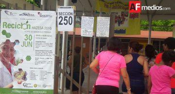 Repiten elección delegacional en El Valle