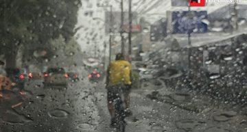 Chubascos y tormentas fuertes para Colima: CONAGUA