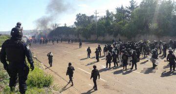 Policías sí iban armados en Nochixtlán: CNDH