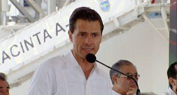 EPN conmemoró 79 aniversario de la expropiación petrolera