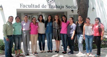 Participan 9 alumnas de Trabajo Social en el Verano de la Investigación Delfín