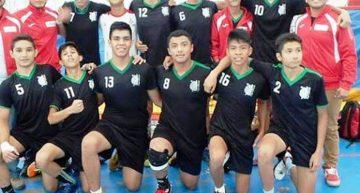 Selección de Colima de handball obtiene oro en Olimpiada Nacional