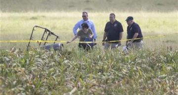 Globo aerostático cae en Texas, se presumen 16 víctimas fatales