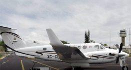 2 millones 520 mil dólares, precio base en subasta del avión de Gobierno