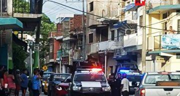 Ciclista es agredido a balazos en centro de Manzanillo
