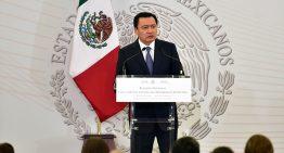 Osorio Chong condena los hechos de violencia contra presidentes municipales en Chiapas y Guerrero