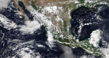 Cielo nublado y probabilidad de lluvia con intervalos de chubasco para Colima: SMN