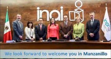 Ximena Puente propone reformas sobre protección de datos en Foro APPA; próxima edición será en Mzllo