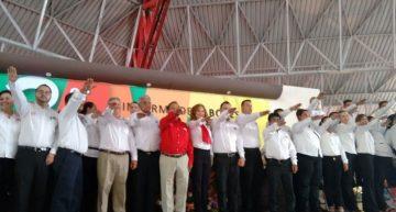 Martín Flores, nuevo líder del Sindicato de Trabajadores al Servicio del Estado