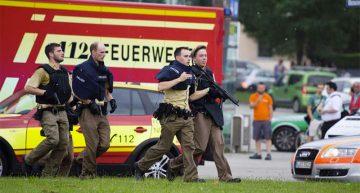 Varios muertos en un tiroteo en Alemania