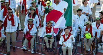 Paralímpicos de Río iniciarán el 7 de septiembre; México participará con 66 deportistas