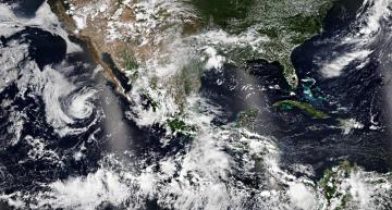 Nublados, probabilidad de lluvias y temperaturas cálidas para Colima: SMN