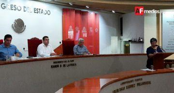 Diputados aprueban reconocimientos a seis Adultos Mayores