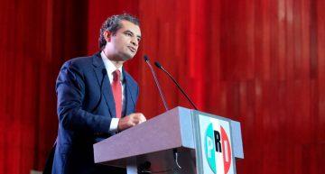 Dirigente nacional del PRI estará en Colima