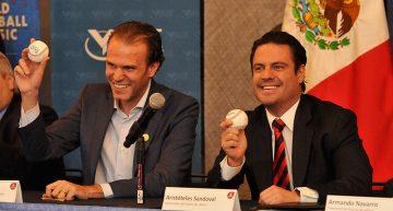 Jalisco será sede del Mundial de Beisbol 2017