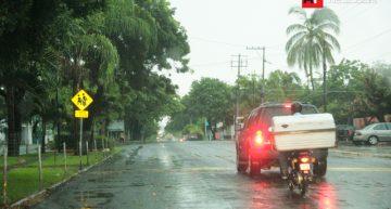 Árboles caídos y encharcamientos en zona metropolitana de Colima y Cuauhtémoc: PC