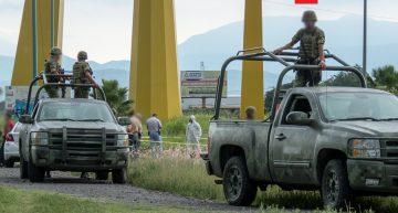 Fuerte Operativo en la entrada a Colima; por hallazgo de partes humanas