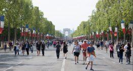 París sin autos y contra la contaminación en el aire