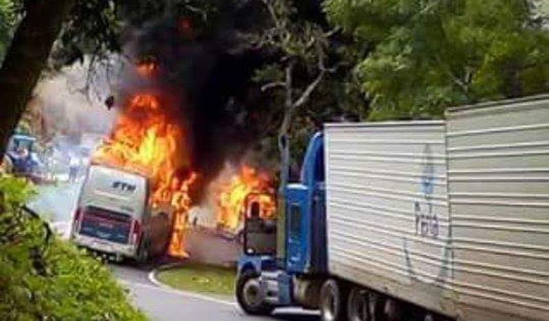 Suspenden ETN y Turistar corridas hacia Michoacán por falta de garantías