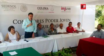 En Manzanillo Imjuve inicia construcción de seis Comedores Universitarios