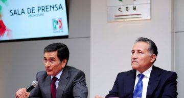 PRI suspende derechos como militantes a Javier Duarte y seis más