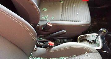 La impunidad de comprar con una tarjeta robada: afectado por cristalazo