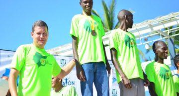 Kenianos dominan primer medio maratón, Manzanillo 2016