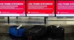Hallan intestinos humanos en equipaje en Austria