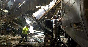 Choque de tren en Nueva Jersey deja 3 muertos y más de 100 heridos