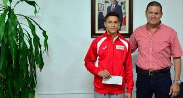 Judoca colimense Alejandro Rosas participará en competencias en República Dominicana