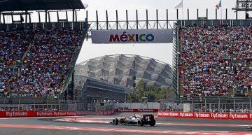 Boletos para F1 que se realizará en México casi están agotados