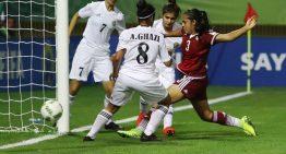 El 'Tri' femenil golea de nuevo en Mundial sub 17, ahora 4-1 a Jordania