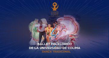 Ballet Folclórico de la Universidad de Colima gana premio Lunas del Auditorio