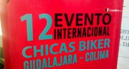 Colima y Guadalajara sedes del 12vo Evento Internacional de Chicas Biker