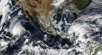 Cielo mayormente despejado y clima cálido para Colima: SMN