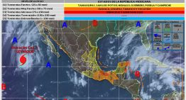 Descenso de temperaturas en el norte y centro del país: SMN