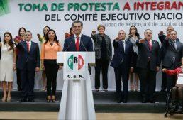 CEN-PRI trabajará para privilegiar el diálogo, la pluralidad y la unidad