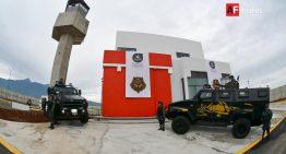 En Ciudad Guzmán, inauguran Cuartel de la Fuerza Única Regional