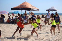20 mil pesos en premios en Circuito Nacional Abierto de Handball de Playa 2016