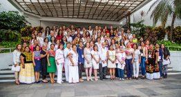 Preside Gaby Benavides III foro nacional de mujeres munícipes de México