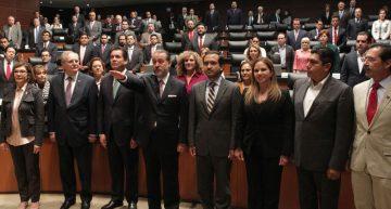Senado ratifica nombramiento de Raúl Cervantes Andrade como titular de la PGR
