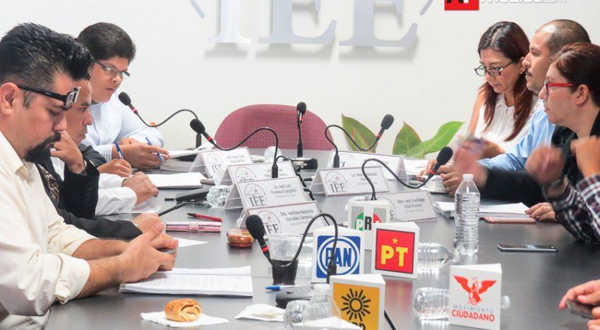 94 aspiran a ser consejeros o presidente del IEE