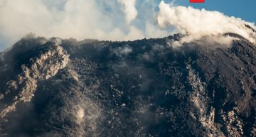 Tres estaciones de monitoreo volcánico fallan: Investigador