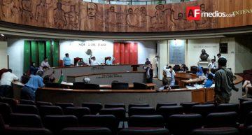 Congreso sanciona a exfuncionario de COMAPAL; Cuauhtémoc e Ixtlahuacán sin sanciones
